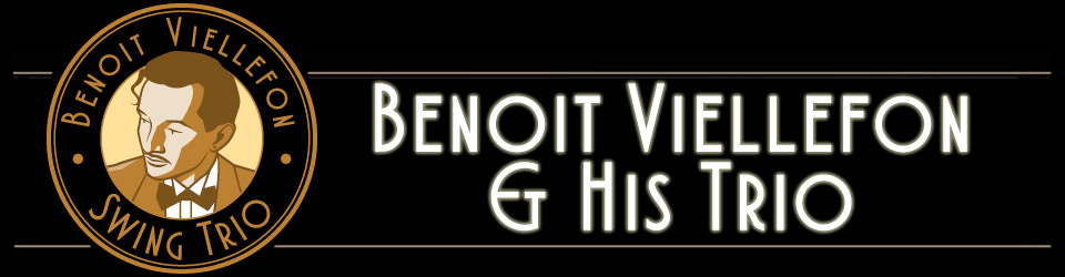 Benoit Viellefon and his Orchestra, party band, french swing band, function band, wedding band, corporate event band, background music, cabaret, 1920, 1930, 1940, 1950,
